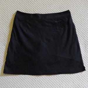 Burberry Black Golf Skirt Built In Shorts Size 8